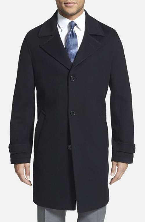 Wool Overcoat by Michael Kors in The Loft