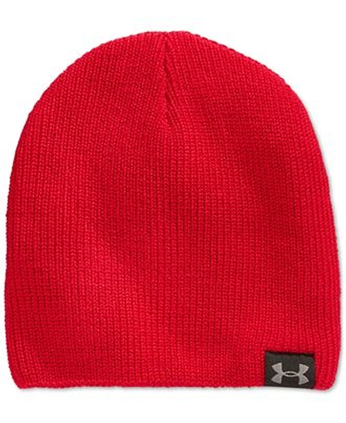 UA Basic Knit Beanie by Under Armour in The Spy Who Loved Me