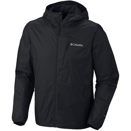 Trail Drier Windbreaker Jacket by Columbia Sportswear in American Ultra