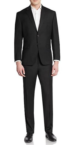 Regular-Fit Wool Suit by Lauren Ralph Lauren in She's The Man