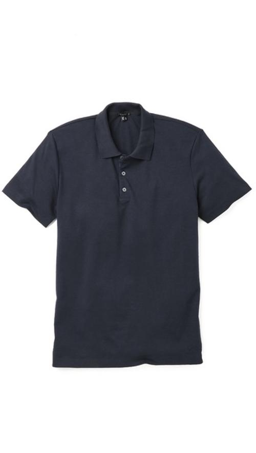 Boyd Polo Shirt by Theory in We're the Millers