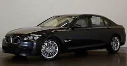 2013 750Li Car by BMW in John Wick