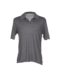 Short Sleeve Polo Sweater by GRP in Boyhood