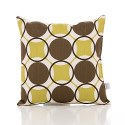Urban Cowboy Circles Pillow by Sweet Potatoes in The Hangover