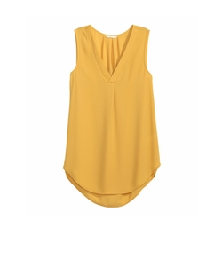 Sleeveless Blouse by H&M in Flaked