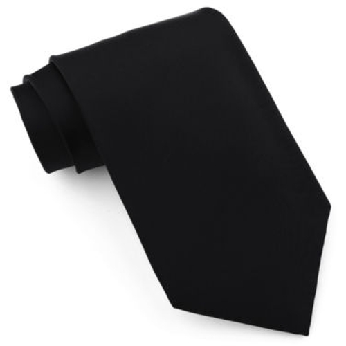 Solid Satin Tie by Stafford in The Finest Hours