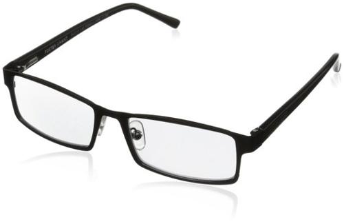 Men's Rectangular Multifocus Glasses by Foster Grant in Entourage