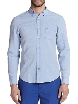 Fred Solid Sportshirt by Burberry Brit in Fantastic Four