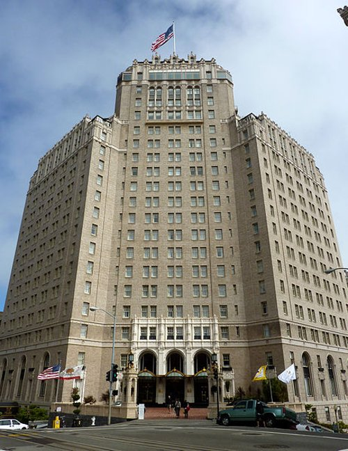 InterContinental Mark Hopkins San Francisco San Francisco, California in Need for Speed