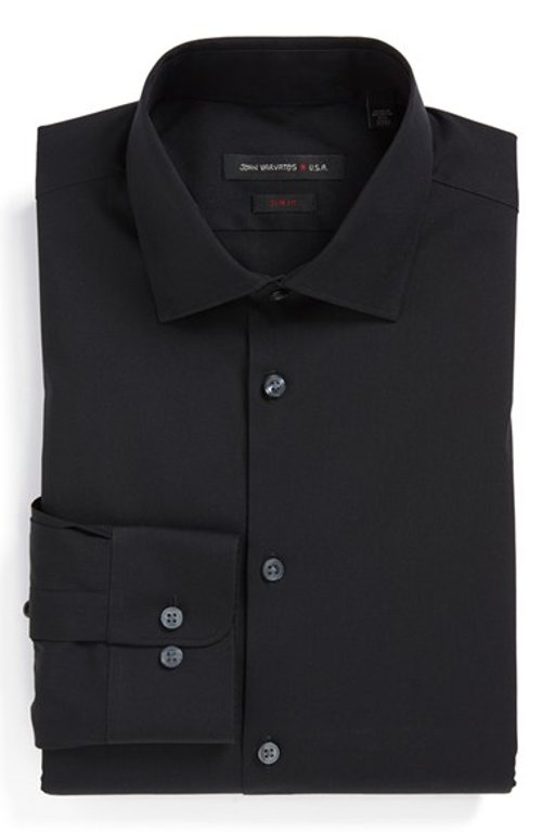 Slim Fit Dress Shirt by John Varvatos Star USA in The Best of Me