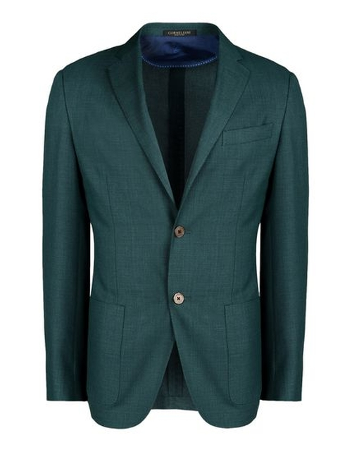 Cool Wool Blazer by Corneliani in Mission: Impossible - Rogue Nation