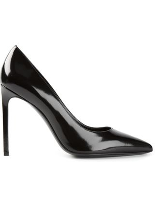 'Paris 105' Pumps by Saint Laurent in Suits