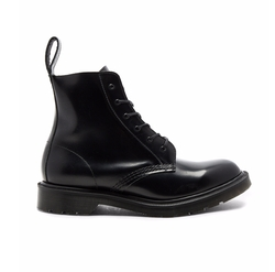 Made In England Arthur 6 Eye Boots by Dr. Martens in Animal Kingdom
