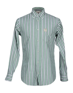Stripe Button Down Shirts by Murphy & Nye in Captive