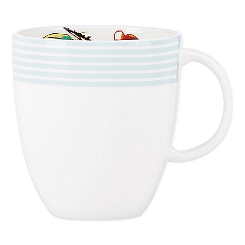 Chirp Stripe Tea/Coffee Cup by Lenox in Dope