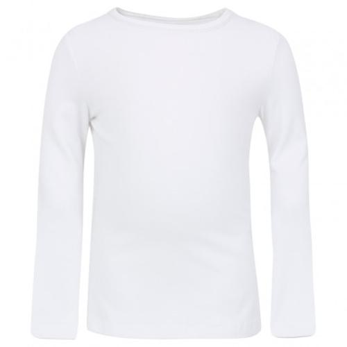 Long Sleeve White Tee by Cyrillus in The Hunger Games: Mockingjay Part 1