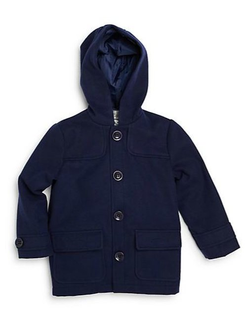 Toddler's & Little Kid's Hooded Jacket by American Widgeons in Neighbors