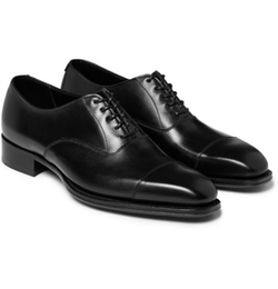 Leather Oxford Shoes by George Cleverley in Kingsman: The Secret Service