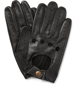 Delta Leather Driving Gloves by Dents in The Transporter