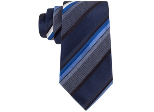 Striped Tie by Kenneth Cole Reaction in The Secret Life of Walter Mitty