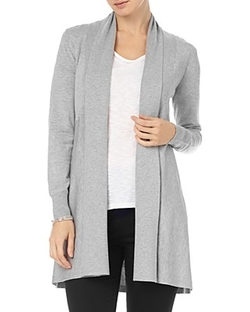 Lili Longline Cardigan by Phase Eight in The Good Wife