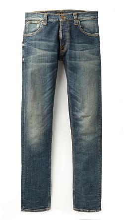 Thin Finn Jeans by Nudie Jeans Co. in Contraband