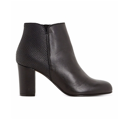Palleton Leather Ankle Boots by Dune in New Girl