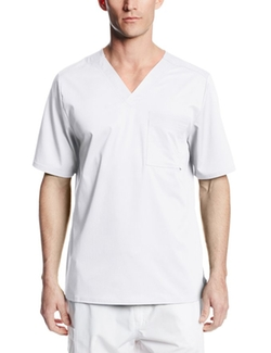 Luxe V-Neck Scrubs Top by Cherokee in Deadpool
