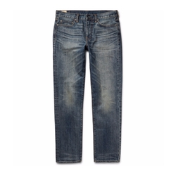 770 Slim-Fit Washed-Denim Jeans by J.Crew in Pretty Little Liars