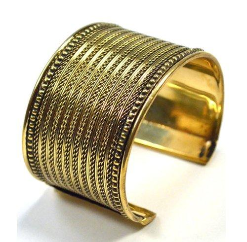 Viva Glam Cuff Bracelet by Jules Smith in If I Stay