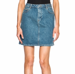 Standard Denim Skirt by A.P.C. in Sisters