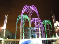 Seattle, Washington, USA by Pacific Science Center in Laggies