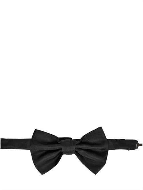 Silk Grosgrain Bow Tie by DSquared2 in Atonement
