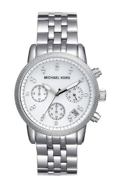 The Ritz Chronograph Bracelet Watch by Michael Kors in San Andreas