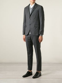 Two Piece Suit by Lardini in The Mindy Project