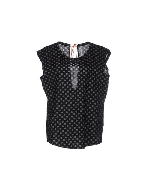 Polka Dot Blouse by Department 5 in Chelsea - Season 1 Episode 4