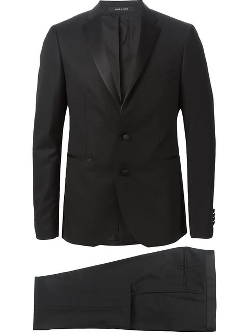 'Bruce' Tuxedo Suit by Tagliatore in Side Effects