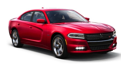 Charger Sedan by Dodge in Fast Five