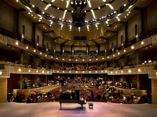 The Chan Centre for the Performing Arts Vancouver, Canada in If I Stay