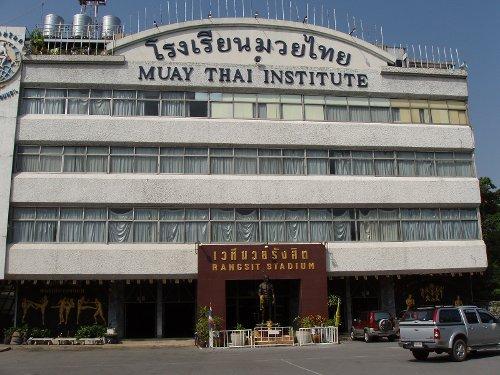 Muaythai Institute Bangkok, Thailand in Only God Forgives