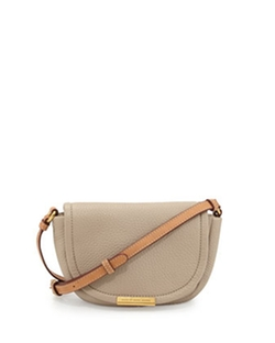 Softy Saddle Crossbody Bag by Marc by Marc Jacobs in Arrow