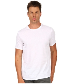 Crew Neck T-Shirt by Vince in Creed
