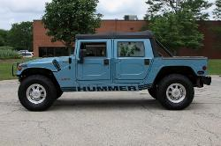 H1 by Hummer in Teenage Mutant Ninja Turtles (2014)
