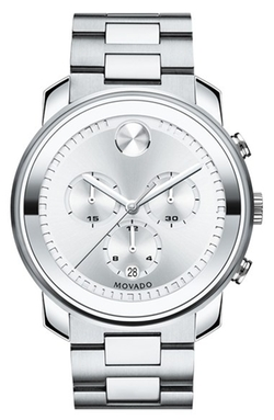 'Bold' Chronograph Bracelet Watch by Movado in The Blacklist