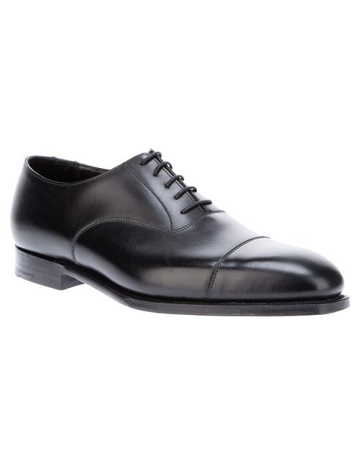 'Audley' Oxford Shoe by CROCKETT & JONES in Inception