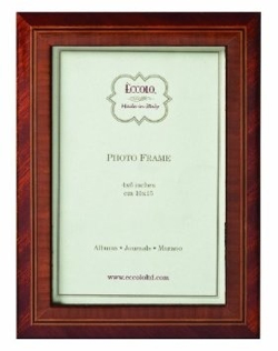 Marquetry Wood Frame by Eccolo in Crazy, Stupid, Love.