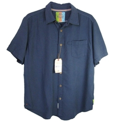 Surfin Wave Button-Down Shirt by Margaritaville in Ride Along 2