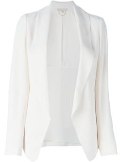 Shawl Lapel Open Blazer by Vanessa Bruno in Keeping Up With The Kardashians