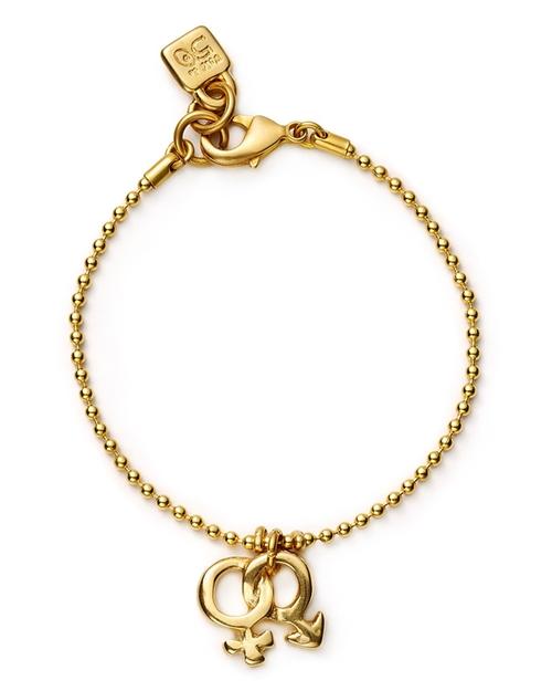 Love Bracelet by Uno De 50 in Pretty Little Liars - Season 6 Episode 9