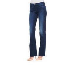 Boot-Cut Denim Jeans by JEN7  in Pretty Little Liars